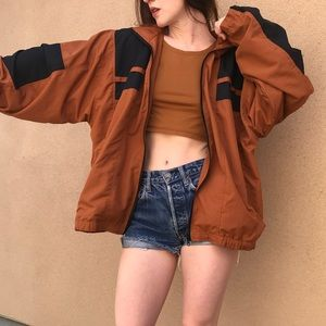 Unisex Colorblock Jacket Windbreaker
